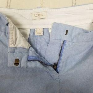 J. Crew Shorts - J.Crew light blue short in size 2. NWOT -R1